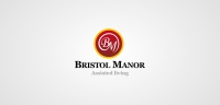 Bristol Manor Logo white