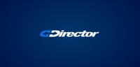 Director Logotype blue