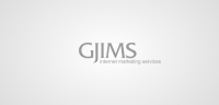 GJIMS Logo White