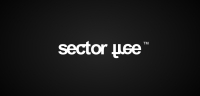 Sector Free logotype typography