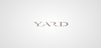 Yard logotype white