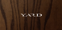 Yard logotype wood